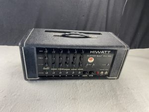 1974 Hiwatt - Custom PA 100 DR112 - ID 1372