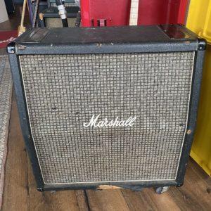 1973 Marshall - 1960A Greenback Cabinet - ID 1351