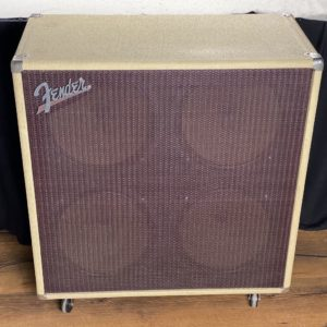 2000 Fender - Tone Master 4x12 Enclosure - ID 1348