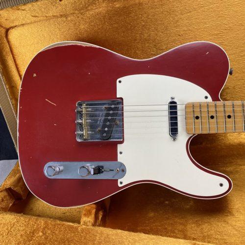 2006 Fender - 50ties Esquire Relic - Custom Shop - ID 1369