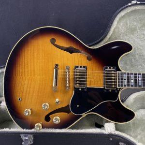 2004 Yamaha - SA 2200 Brown Sunburst - ID 1374