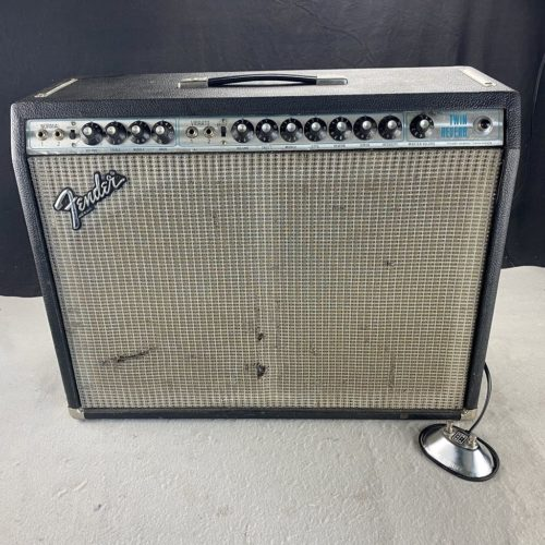 1972 Fender - Twin Reverb - ID 1368