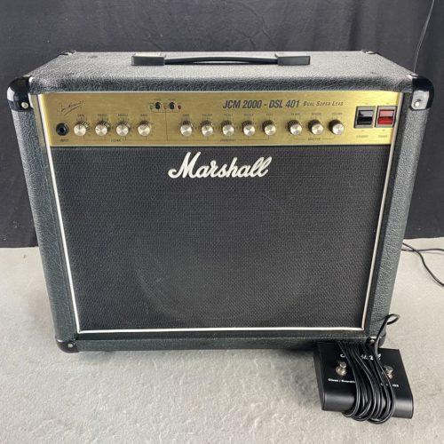 1998 Marshall - DSL 401 Combo - ID 1382