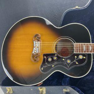 1998 Gibson - SJ 200 mit AER AK15+ - ID 1295