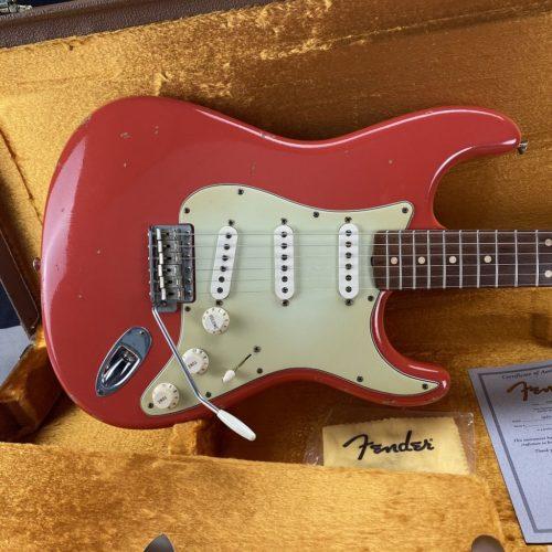 2002 Fender - 1960 Stratocaster Relic Custom Shop - ID 1394