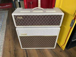 VOX - AC30 HWH + V212 HWX 2x12 Cabinet - ID 1385
