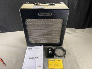 2019 Brunetti - Singleman 15 Combo - ID 1421