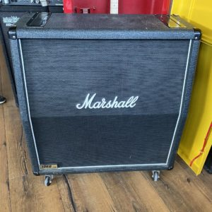 2010 Marshall - 1960A Lead 4x12 Cabinet - ID 1416