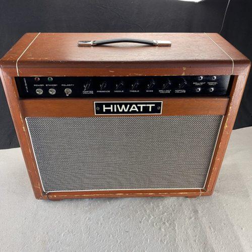 1977 Hiwatt - Custom 50 Stripped - ID 112