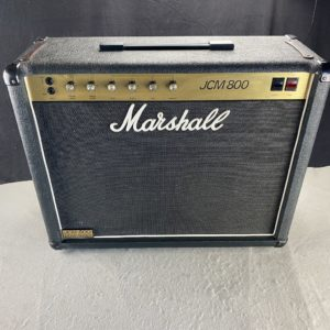1983 Marshall - JCM 800 4104 - 2x12 Combo - ID 1398
