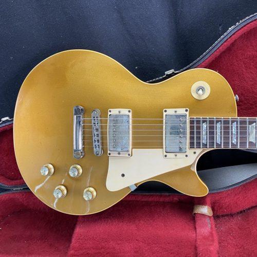 1979 Gibson - Les Paul Standard Goldtop - ID 1443