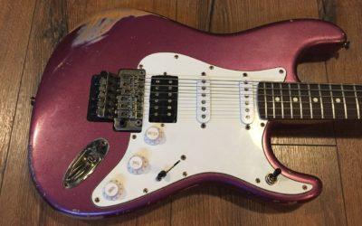 Captain S-Type SixtyEight Purple Metallic