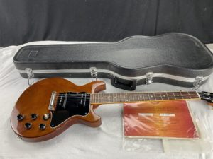 2012 Gibson - Les Paul 60's Special DC - VOS - Custom Shop - ID 1483