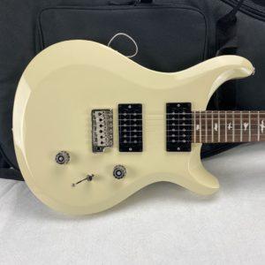 2014 PRS - S2 Custom 24 - Antique White - ID 1465