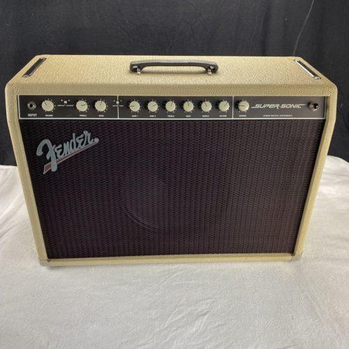 2008 Fender - Super-Sonic - 60 Watt - ID 1464