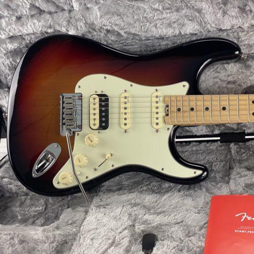 2018 Fender - Stratocaster - American Elite HSS - ID 1475