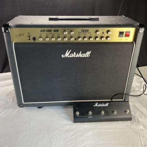 2006 Marshall - TSL 602 2x12 Combo - ID 1476