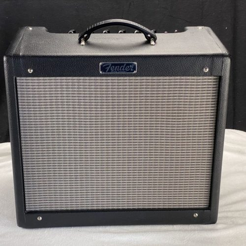 2011 Fender - Blues Junior III - Reverb - ID 1474