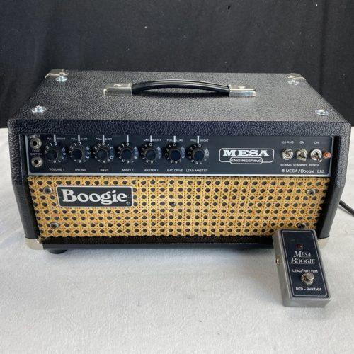 1985 Mesa Boogie - MK II C+ - 100 Watt Head Conversion - ID 1469