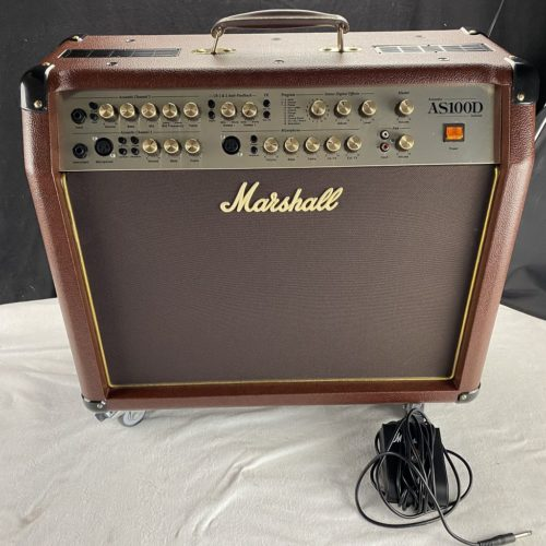 2014 Marshall - AS100D - Acoustic Amp - ID 1507