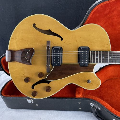 1984 Fender - D'Aquisto - Jazzgitarre - ID 1538