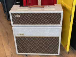 VOX - AC30 HWH + V212 HWX 2×12 Cabinet + V212 HWX 2×12 Cabinet - ID 842
