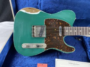 2020 Xotic Guitars - XTC-1 - Heavy Aging - ID 1523