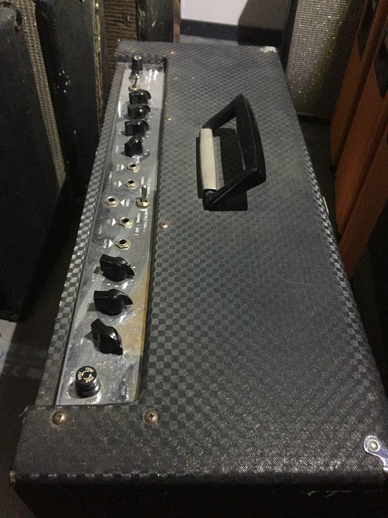 1969 Fender Twin Reverb