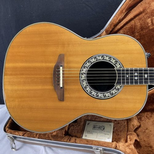 1981 Ovation - Legend 1617 - Electric Acoustic - ID 1435