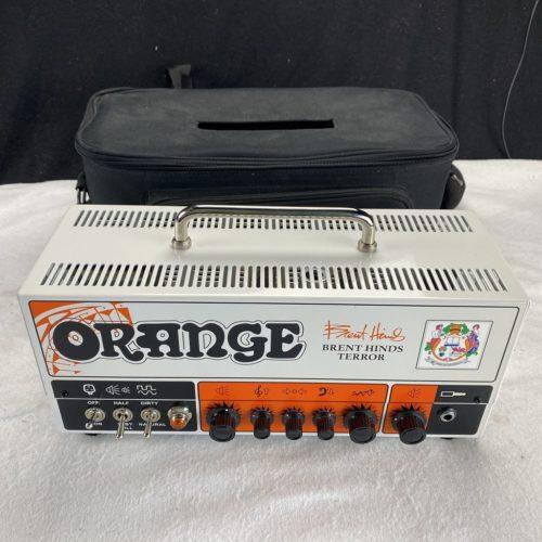 2017 Orange - Brent Hinds Terror - ID 1545