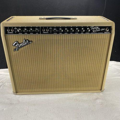 2003 Fender - '65 Twin Reverb Blonde - ID 1558