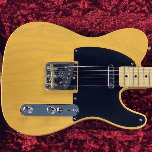 2018 Fender - 50's Telecaster - Butterscotch Blonde - ID 1581