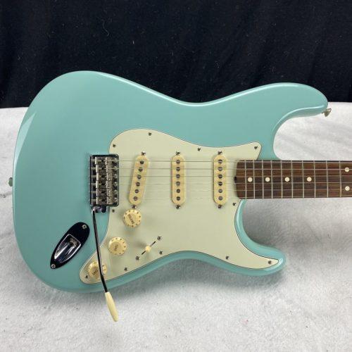2014 Fender - Stratocaster '60 Strat Matcap RW DPB - ID 1600