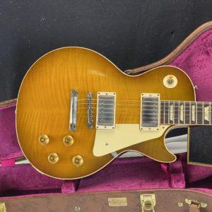2020 Gibson - Les Paul '59 VOS 60th Anniversary - ID 1650
