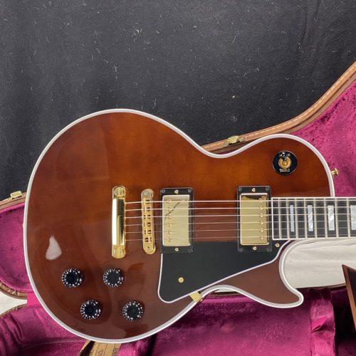 2017 Gibson - Les Paul Custom - Walnut - Limited Run of 200 - ID 1651