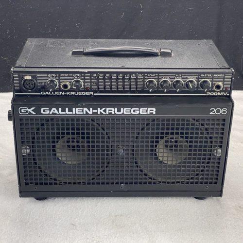 1988 Gallien Krueger - 200MV - 206 - ID 1662