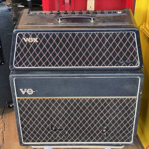 1965 Vox - AC30 Super Twin Head und 2x12 Cabinet - ID 1691