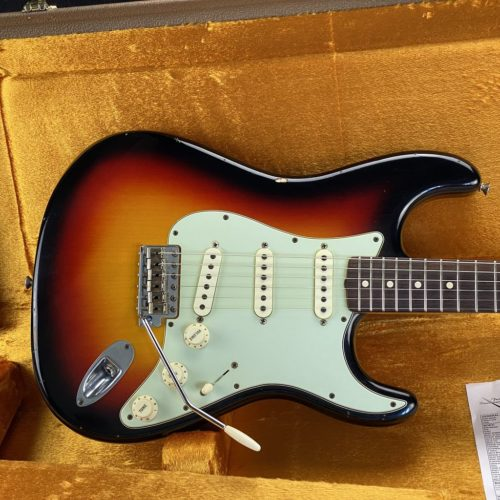 2015 Fender - Stratocaster 60th - Journeyman Relic - ID 1624