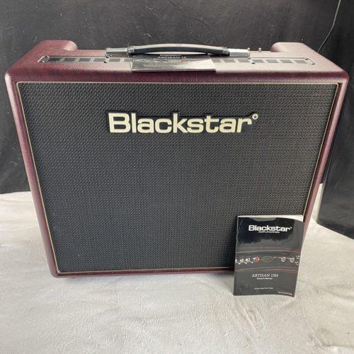 2007 Blackstar - Artisan 15C - Combo - ID 1677