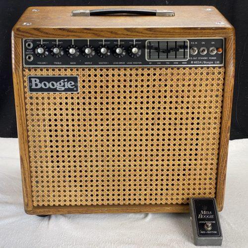 1980 Mesa Boogie - Mark II - 60 Watt - ID 1711