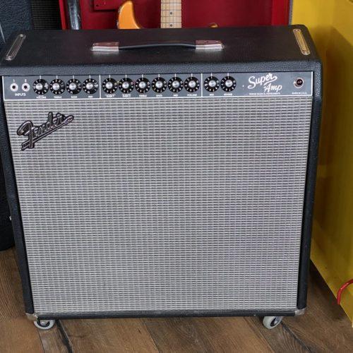 1994 Fender - Super Amp 4 x 10 Combo - ID 1701