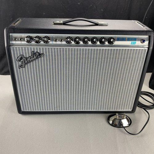 2019 Fender - 68 Deluxe Reverb - FSR Pine Neo - Kloppmann Mod - ID 1749