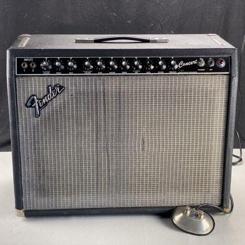 1982 Fender - Concert II - 2x10 Combo - ID 1745
