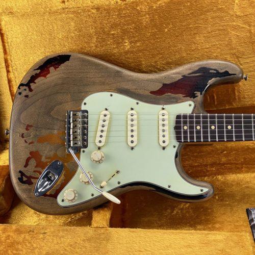 2006 Fender - 1961 Rory Gallagher Stratocaster - Custom Shop - ID 1755